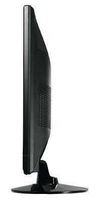 I-O DATA LCD-MF271CGBR:側面
