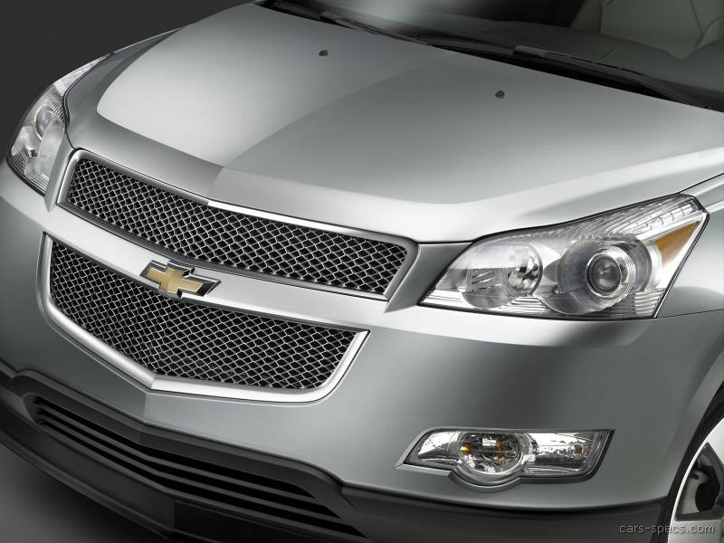 2011 chevrolet traverse suv specifications pictures prices. Black Bedroom Furniture Sets. Home Design Ideas