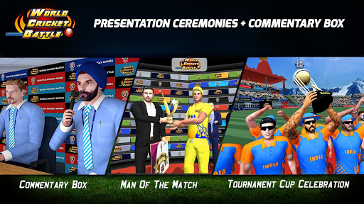 World Cricket Battle 1.1.9 screenshots 23