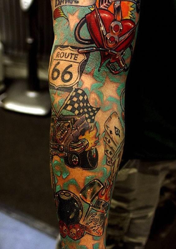 se_voc__um_f_de_corridas_em_seguida_voc_deve_obter_esta_tatuagem