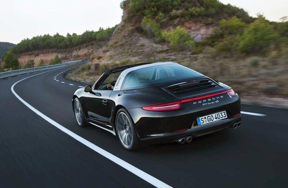 2014 Porsche 911 Targa 4 06