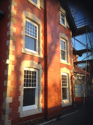 Brickwork conservation project