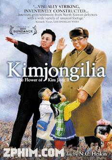 Hoa Kim Chính Nhật - Kimjongilia (2009) Poster