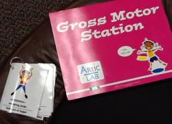 ARtIC Lab Gross Motor Station