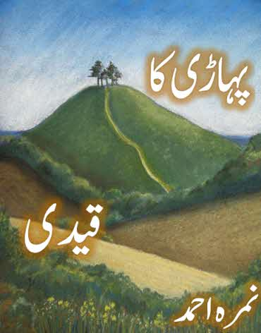 Pahari Ka Qaidi is a very well written complex script novel which depicts normal emotions and behaviour of human like love hate greed power and fear, writen by Nimra Ahmad , Nimra Ahmad is a very famous and popular specialy among female readers