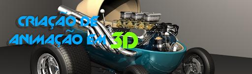 Criação de animações em 3D
