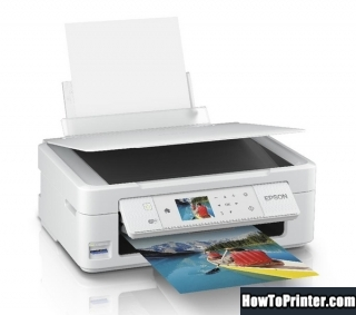Reset Epson XP-425 printer Waste Ink Pads Counter