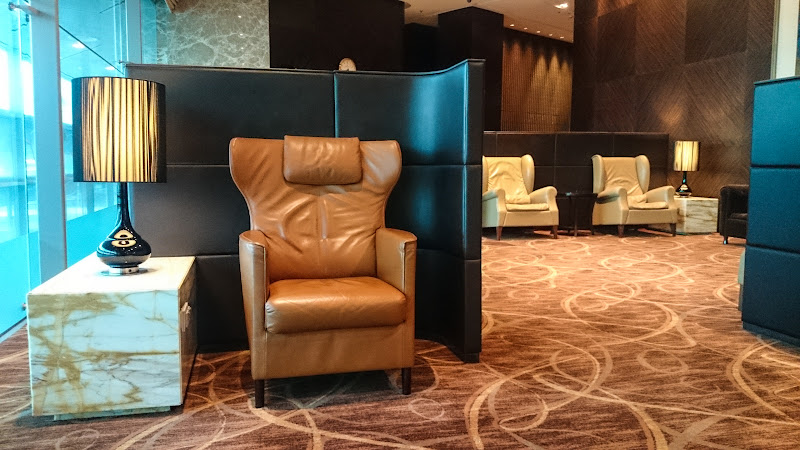 REVIEW – Singapore Airlines : The Private Room First Class Lounge [Breakfast Service], SIN T3