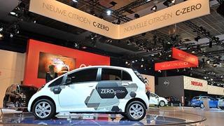 Citroen 2010 C-Zero