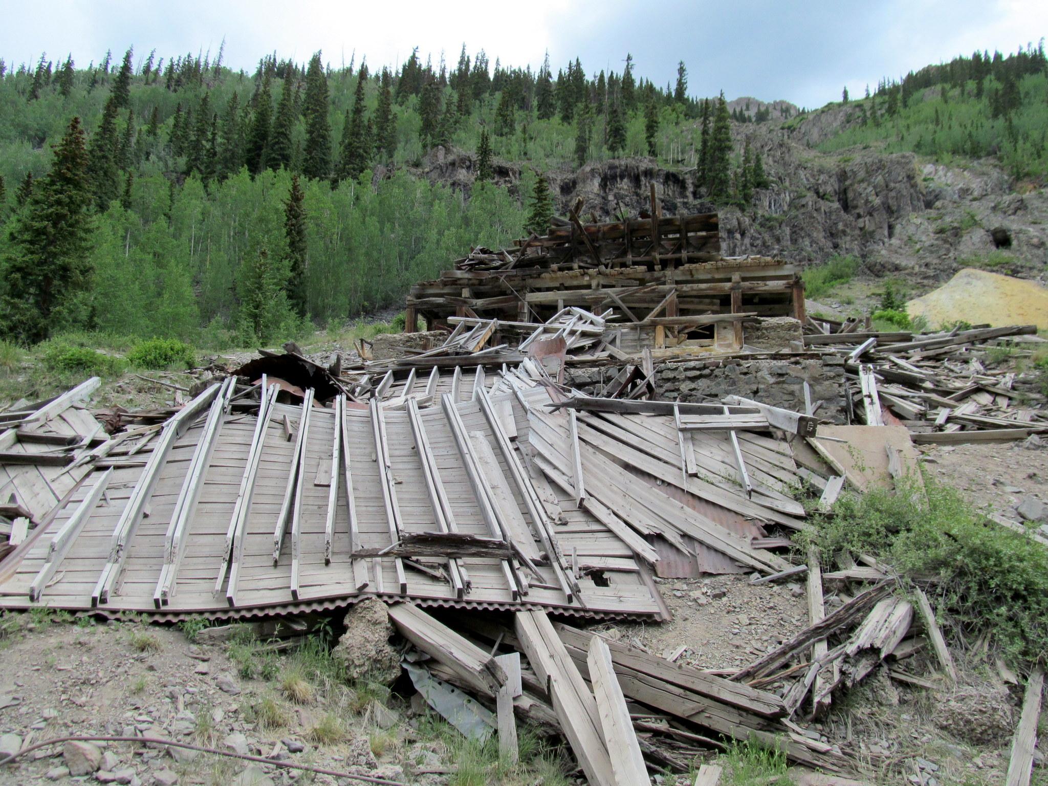 Photo: Bonanza Empire Chief mill