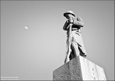 Le soldat et la lune