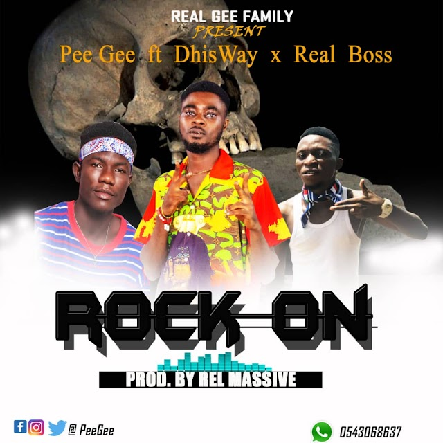 PeeGee ft Real Boss X Dhisway-Rock On (Prod By Rel Massive)