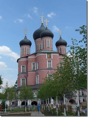 Donskoi cathédrale du XII