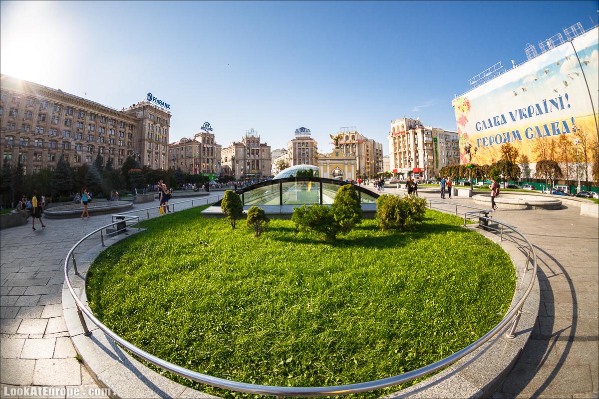 «Слава Украине» с улиц её столицы