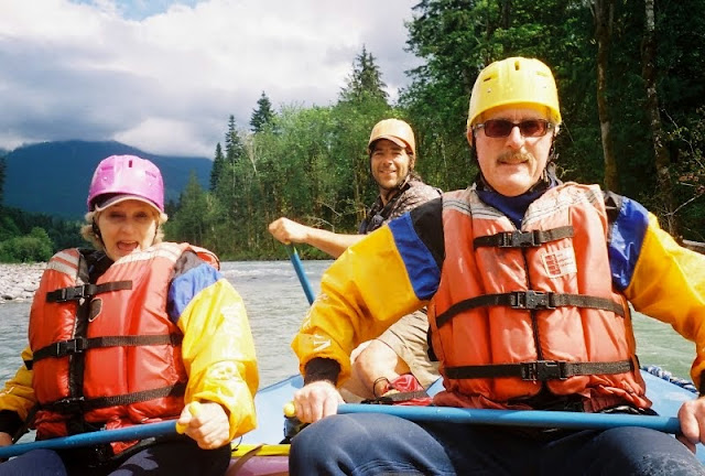 Rafting the Nooksack River / Credit: Bellingham Whatcom County Tourism