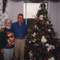 Pathfinders 1998 Christmas Lake Junaluska NC