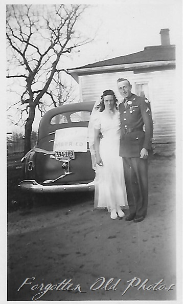 Soldier and his Bride pequot lakes