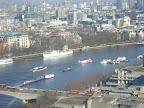 Výhľad z London Eye
