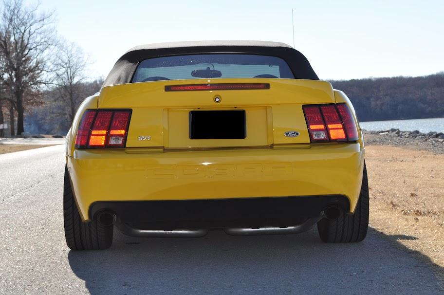 2004 Mustang Cobra Terminator For Sale (Screaming Yellow ...
