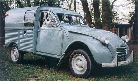 Citroën 1970 2 CV 250