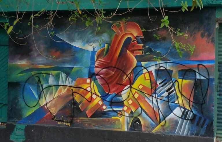 Alcaldía de Santiago ofrece RD$50 mil por información sobre vándalos dañaron murales