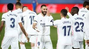 Benzema,Kroos Helps Real Madrid Defeats 'Clasico' Rivals Barcelona