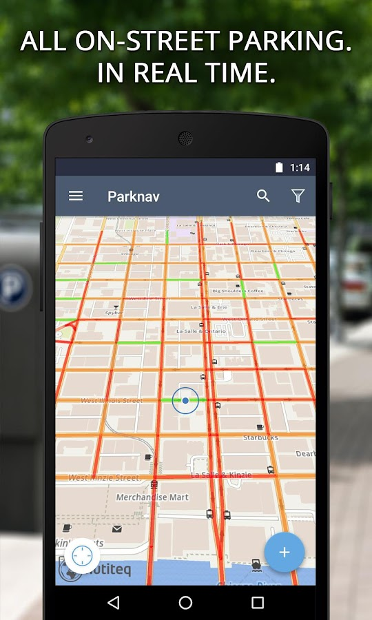 Parknav - Find Street Parking- screenshot