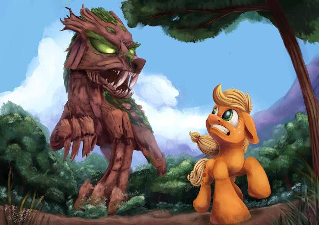 http://insanerobocat.deviantart.com/art/Timber-wolf-revenge-646047956