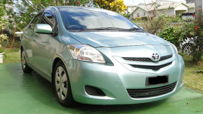 Toyota Belta Owners & Fan Club - lowered