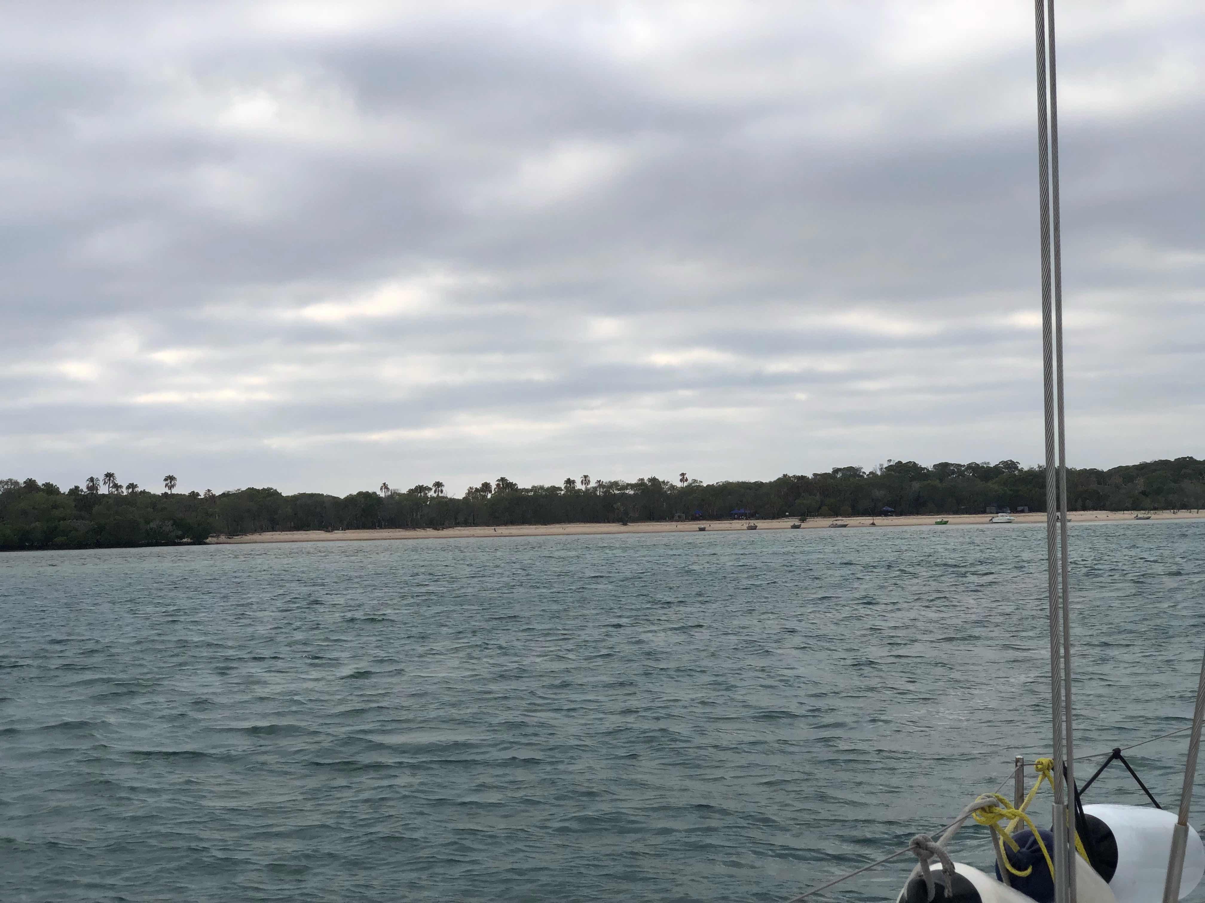 Nos premiers 1000 milles sur la cote est de l'australie