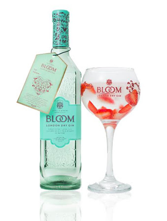 BLOOM Gin, Valentine's Gift Set, Gin, Gin & Tonic, Tesco