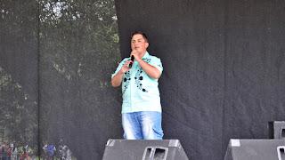 Jó ebédhez jó nóta szól - Balazsin Dávid - Falunap  video