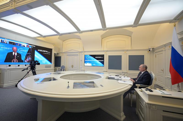 Gava Biden bi Putin re hevdîtin kir (rêjeyên mezin, hêviyên kêm)