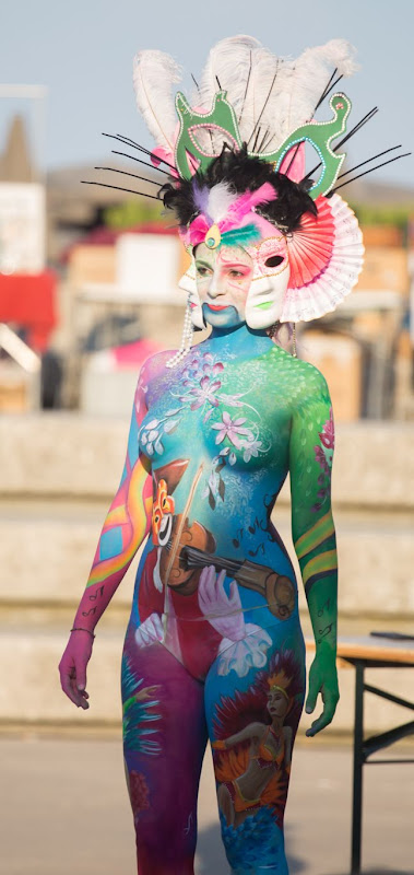 IMG_5000 Color Sea Festival Bodypainting 2018