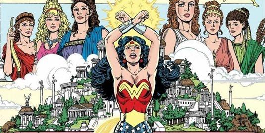 Wonder-Woman-ksatria-wanita-amazon-comic