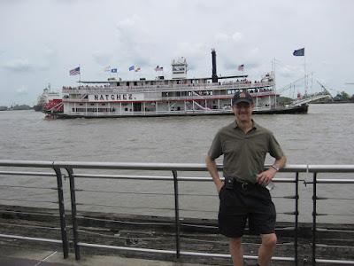 Natchez ferry boat