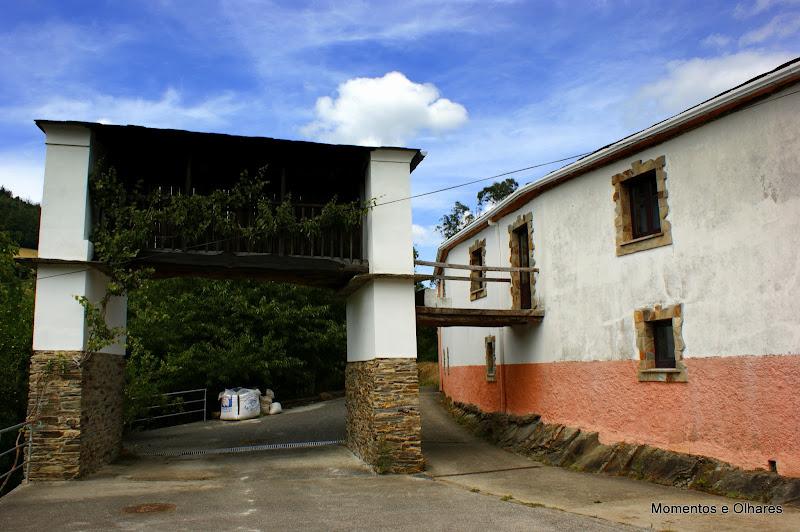 Caminho dos ferreiros, Taramundi, Astúrias