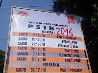 Jadwal Laga PSIR Rembang
