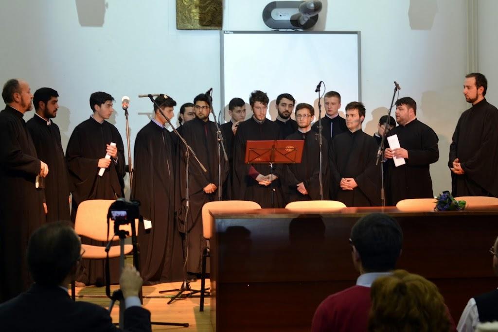 Conferinta Despre martiri cu Dan Puric, FTOUB 037