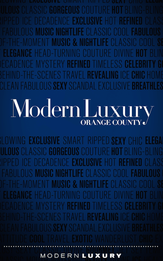 Modern Luxury Orange County- screenshot