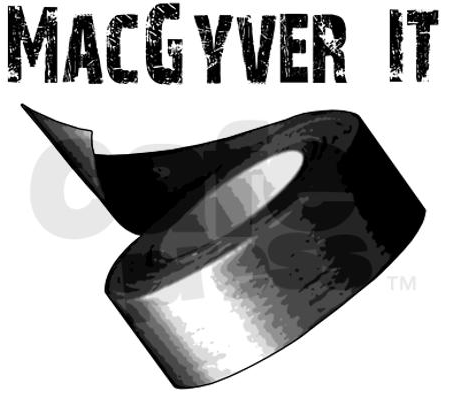 MacGyver-It-Duct-Tape