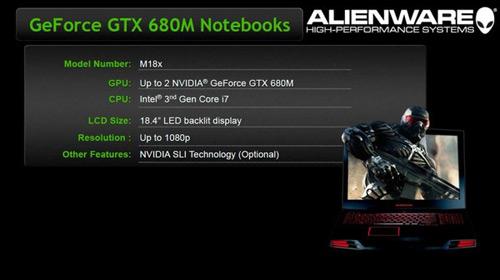 """GeForce GTX 680M: VGA """"khủng"""" cho laptop lộ diện 7"""