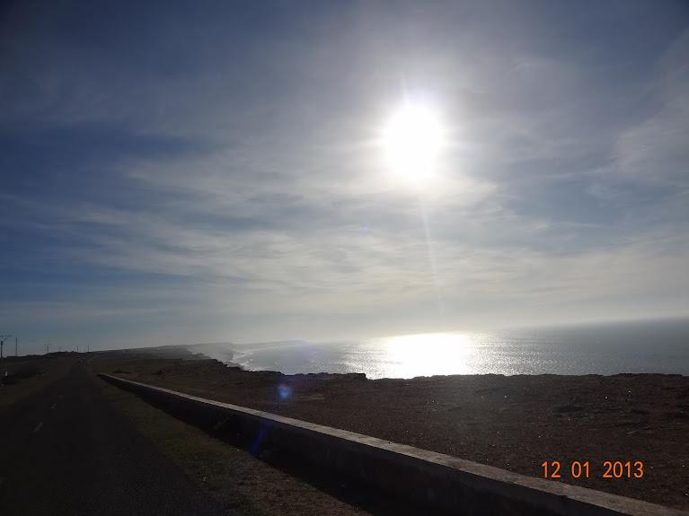 Marrocos e Mauritãnia a Queimar Pneu e Gasolina - Página 2 DSC05494
