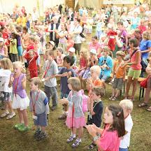 Jungfamilientreffen 19. Juli 2012