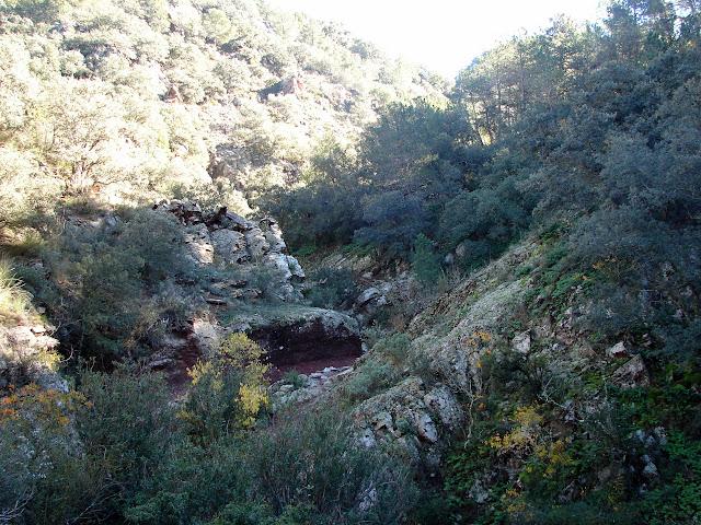 Senderismo - Barranco de Aguas Negras