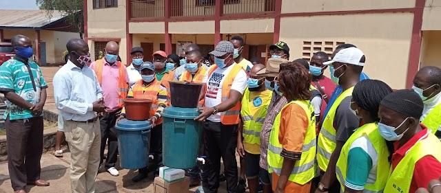Covid-19 upsurge: Bamenda II Council embarks on massive disinfection