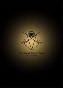 Cover of Vovim Baghie's Book The Grand Satanic Ritual