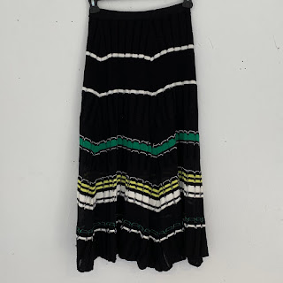Proenza Schouler NEW Striped Knit Skirt