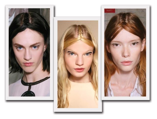 b86270111 ... várias fashion girls apostaram nesse novo penteado, a It girl Chiara  Ferragni surgiu no street style da semana de moda londrina com essa trança  e chamou ...