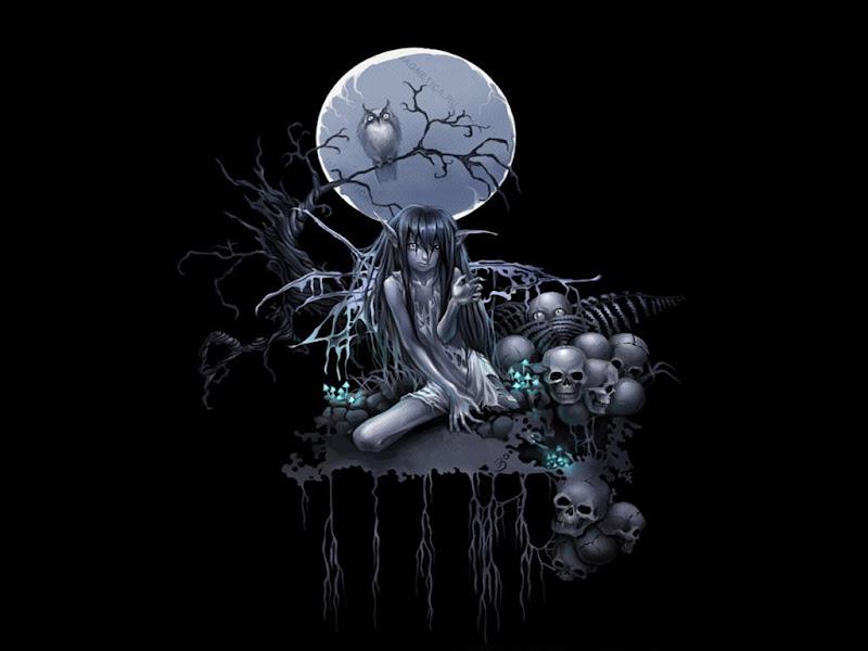 Anime Moon Witch, Moon Magic